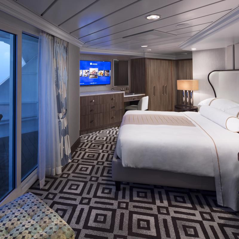 Club World Owner's Suite - Azamara Quest