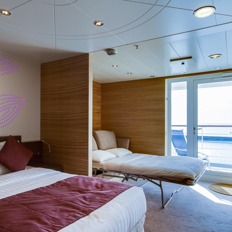 Junior Suite Ocean View - Marco Polo