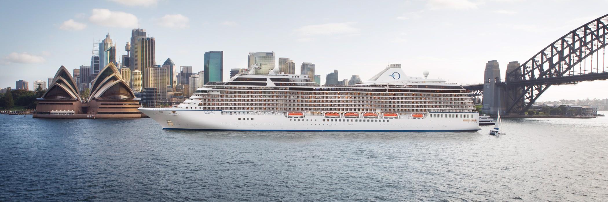 Oceania Cruises Oceania Cruise Holidays Iglu Cruise