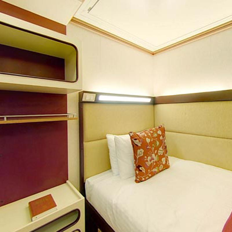 Single Inside cabin on P&O Azura