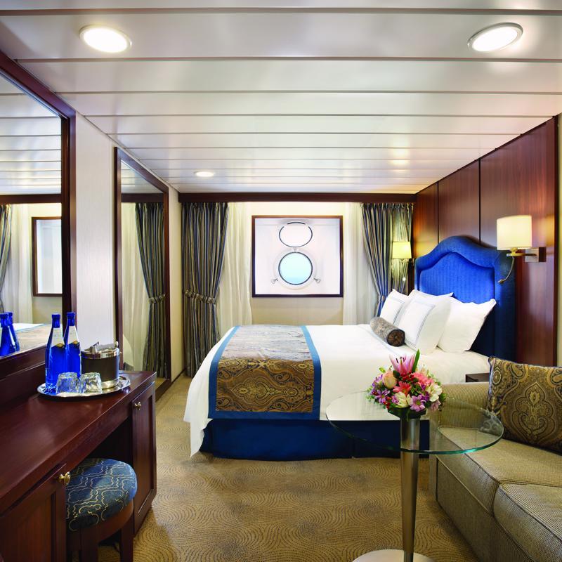 Ocean View Cabin - Oceania Insignia
