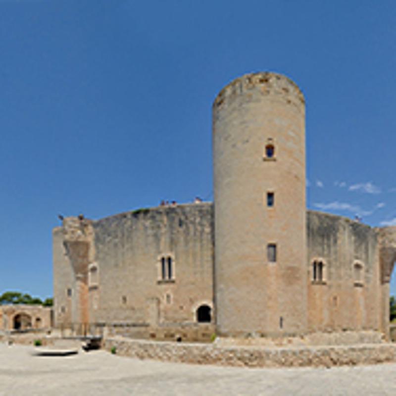Castelle de Bellver Palma Majorca Spain