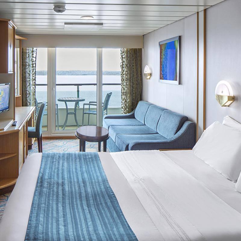 Balcony Guarantee - Rhapsody of the Seas
