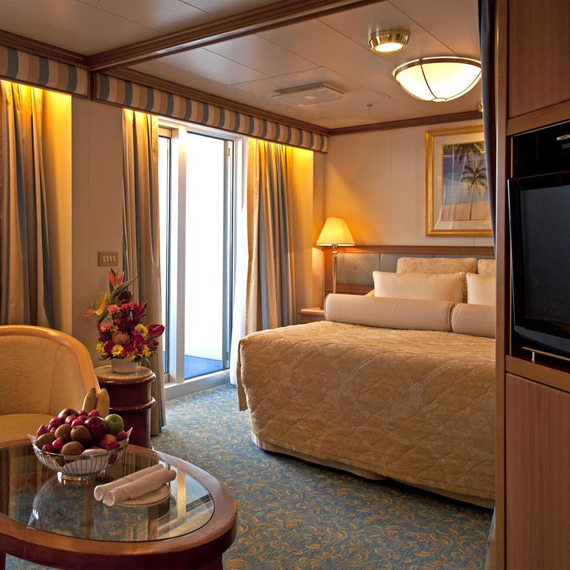 Two Bedroom Family Suite - Grand Princess