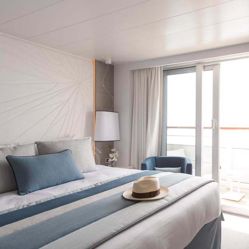 Deluxe Cabin with Balcony - Le Lyrial
