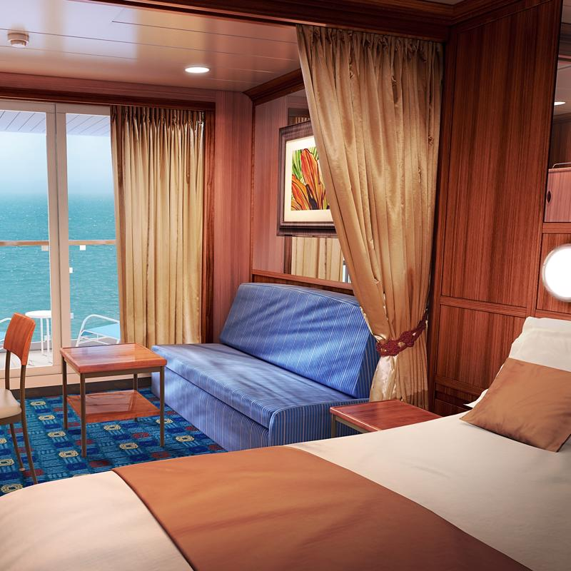 Guarantee Mini-Suite - Norwegian Star