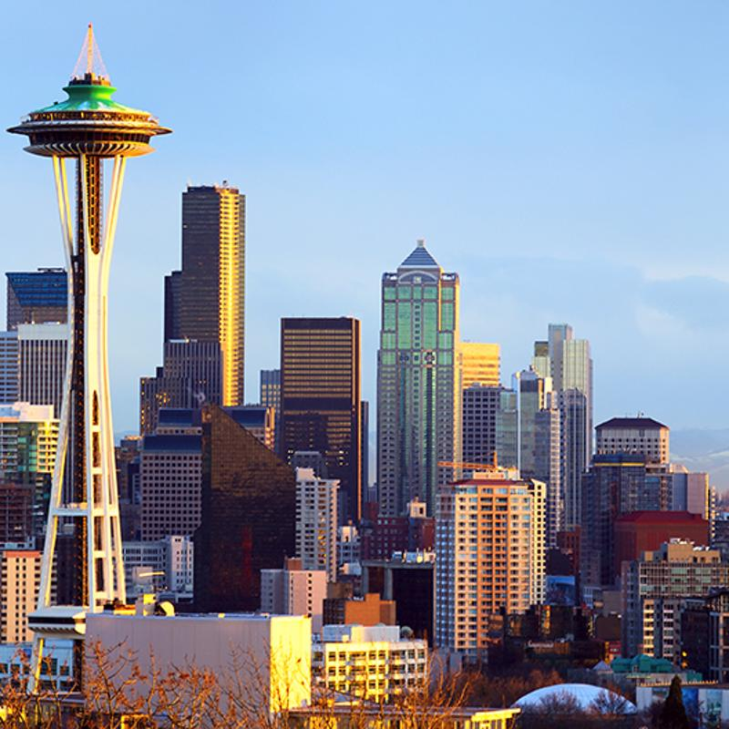 Seattle Centre Seattle USA