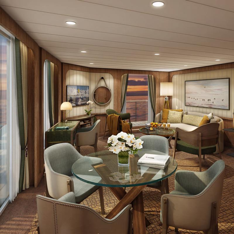 Owners Suite Seabourn Venture