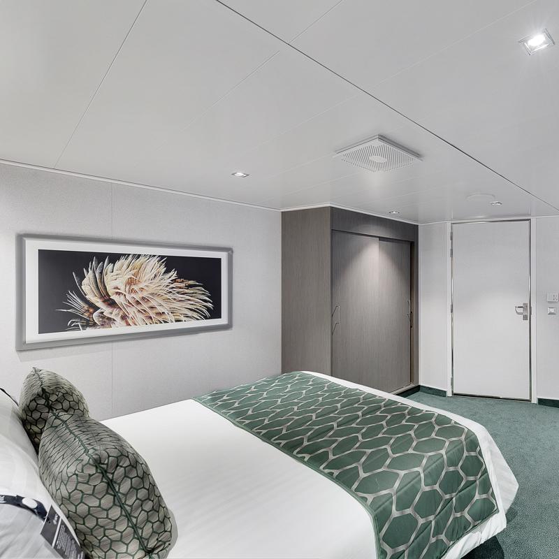 Cabins on MSC Seaview | IgluCruise