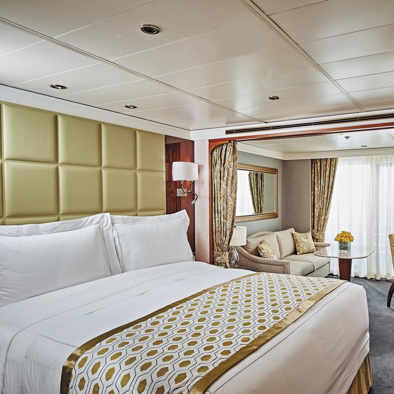 Concierge Suite Regent Seven Seas Navigator