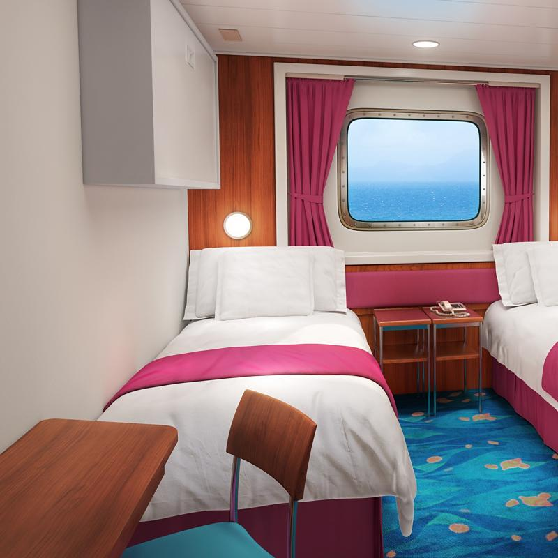 Oceanview with Large Porthole - Norwegian Jewel