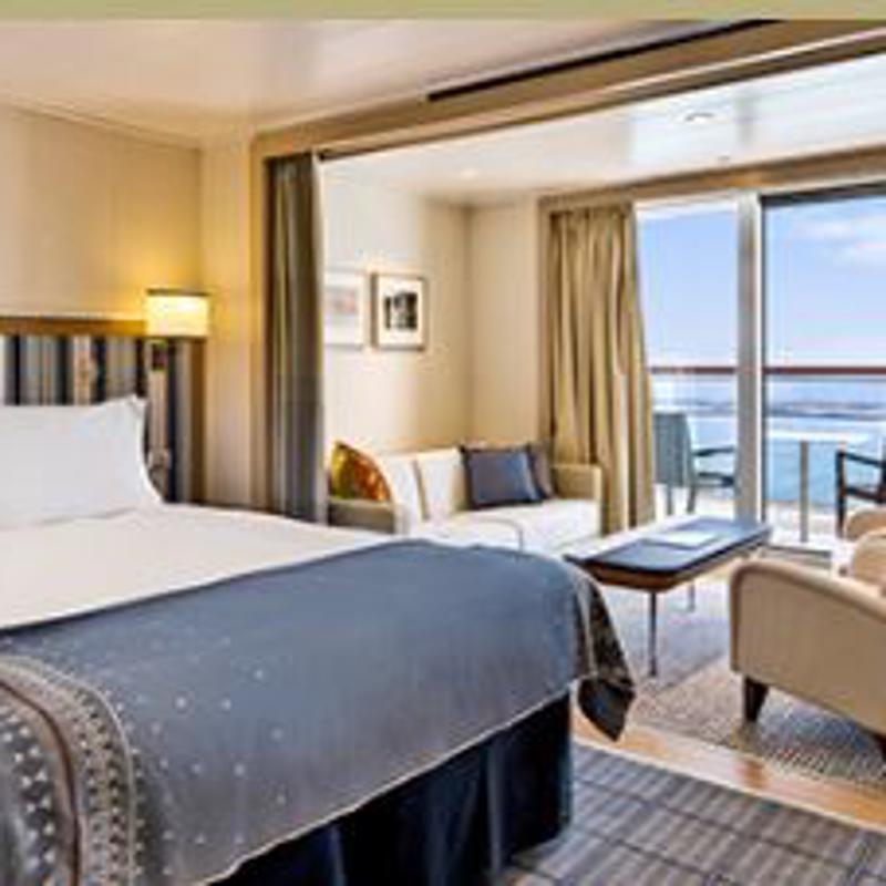 The Penthouse Junior Suite - Viking Sea