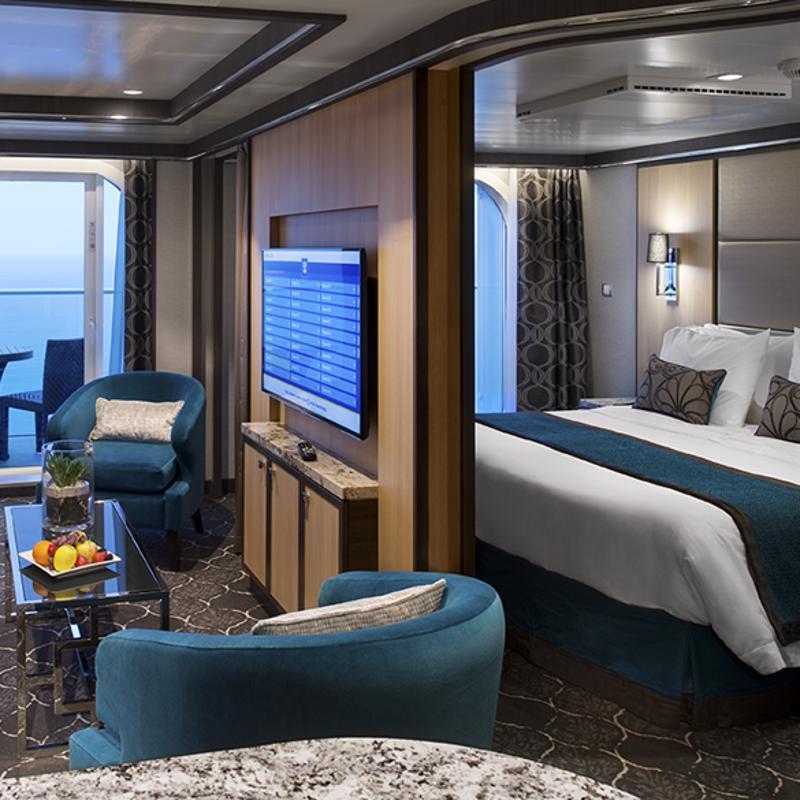 Grand Suite - 1 Bedroom - Allure of the Seas