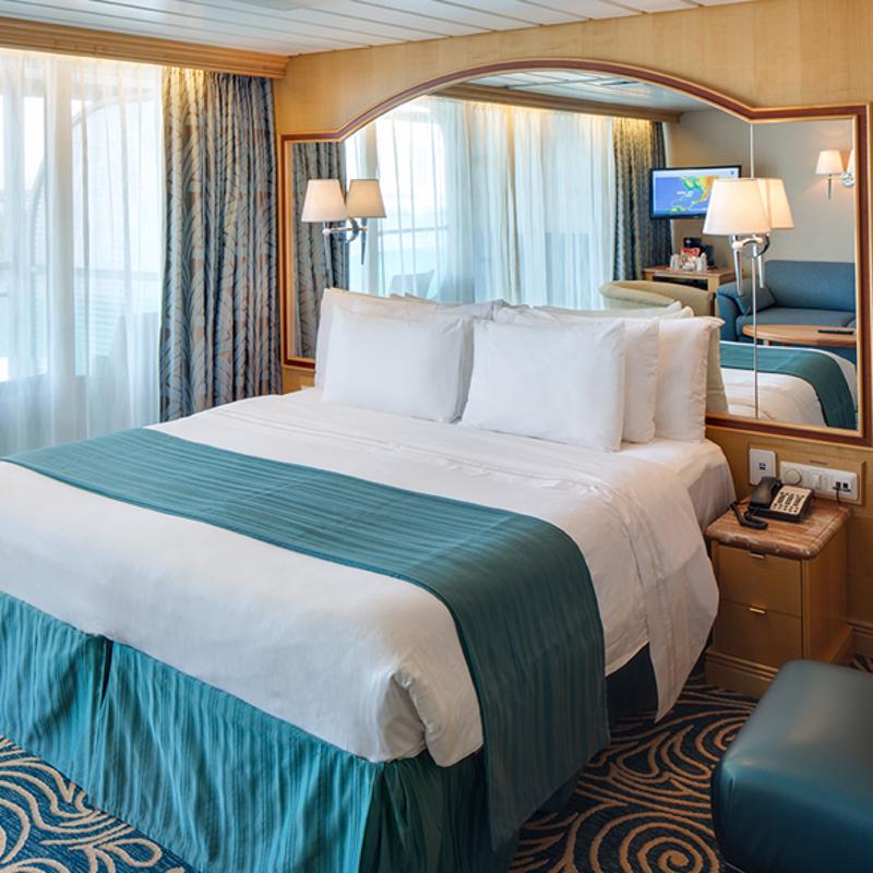 Grand Suite 2 Bedrooms - Rhapsody of the Seas