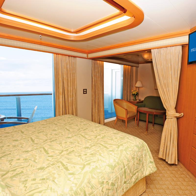 Grand Suite with Balcony - Sapphire Princess