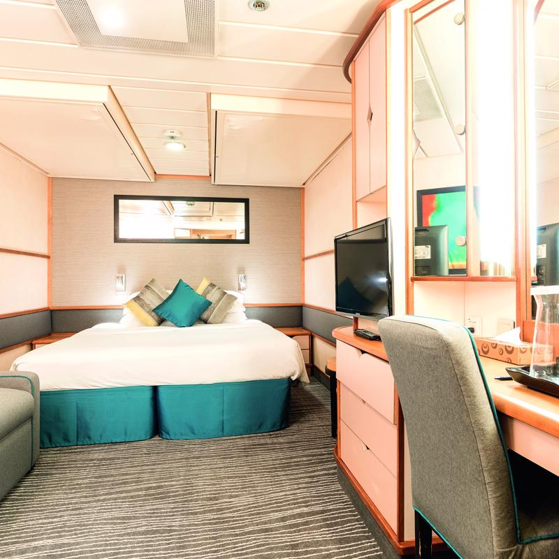 Inside Plus 2 berths - Marella Discovery 2