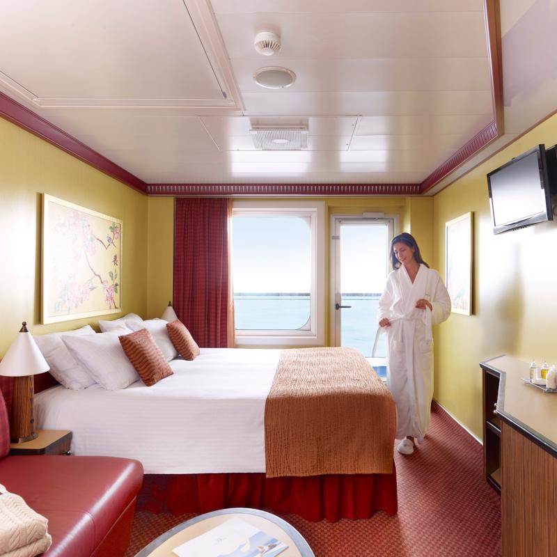 Premium Vista Balcony - Carnival Breeze