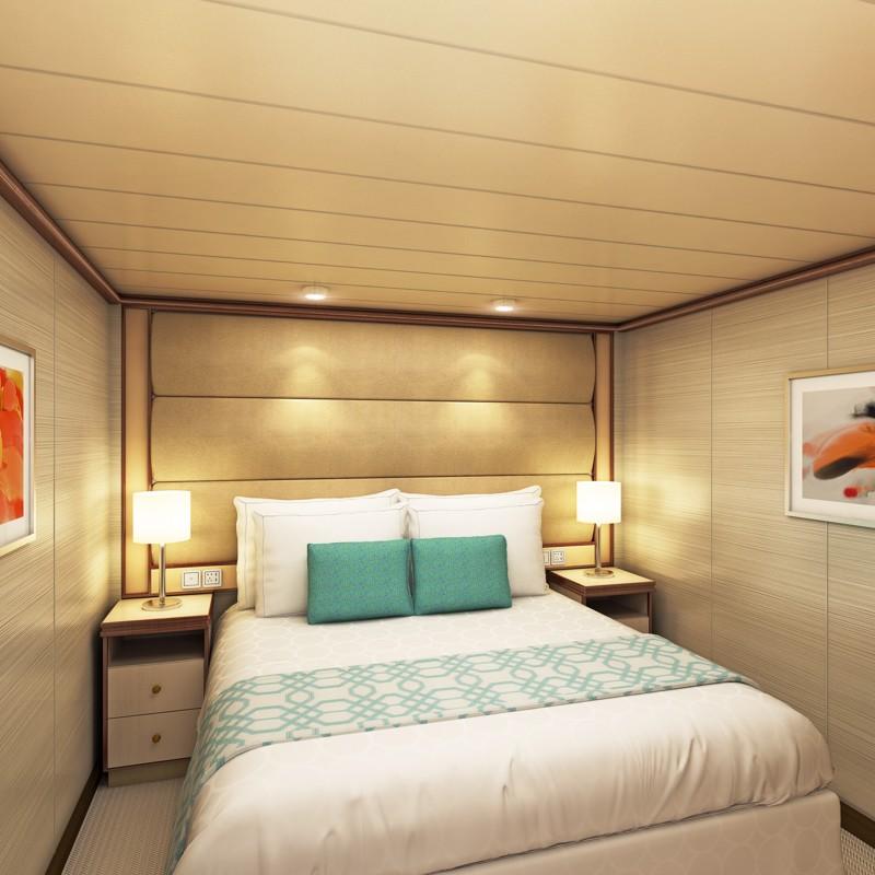 Interior cabin-Sky Princess