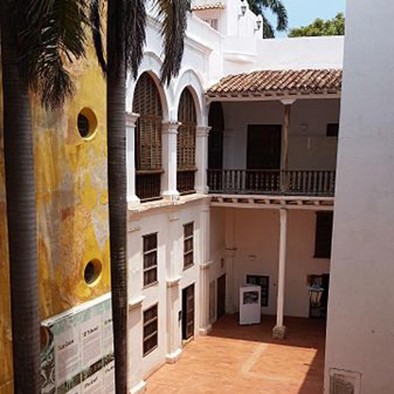 Palace of Inquisition Cartagena Spain