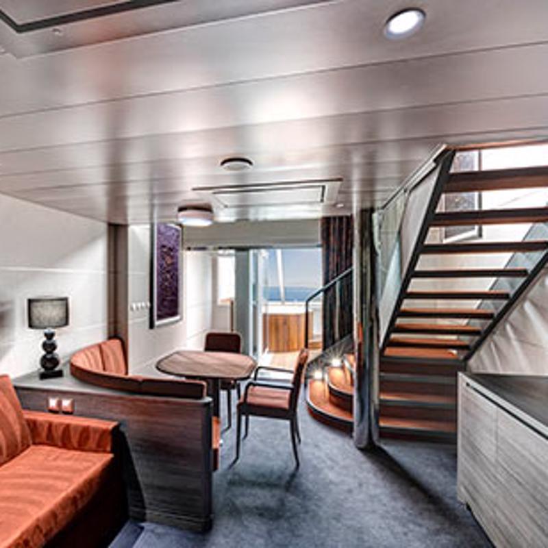 Aurea Duplex Suite - MSC Virtuosa