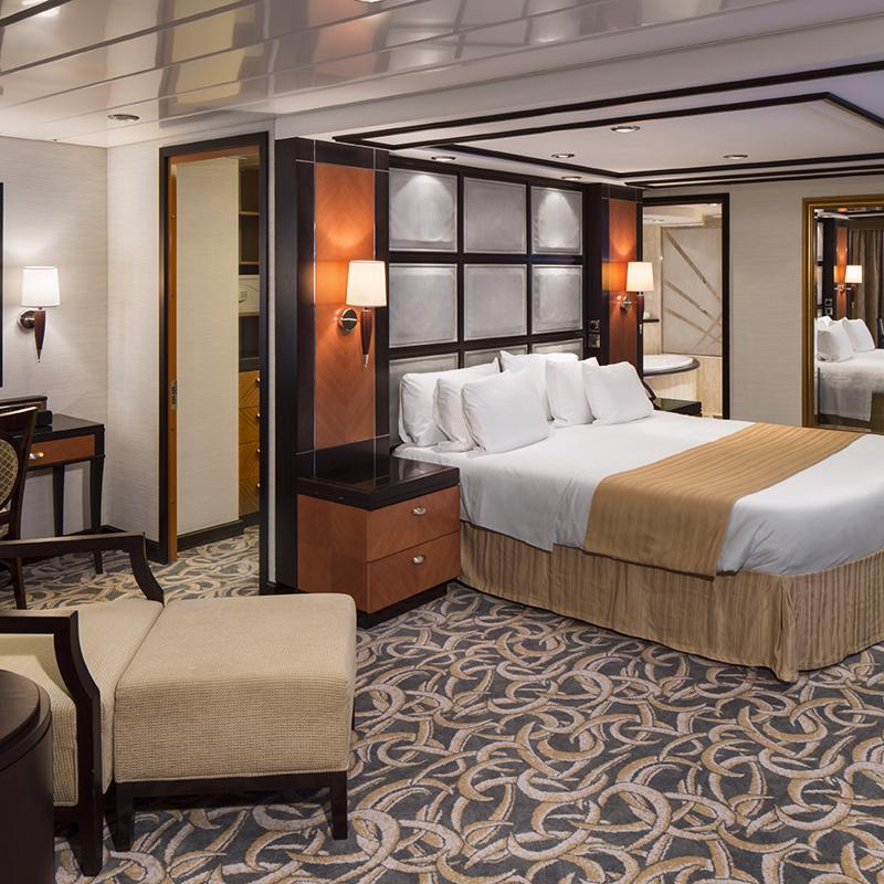 Royal Suite with balcony - Independence of the Seas