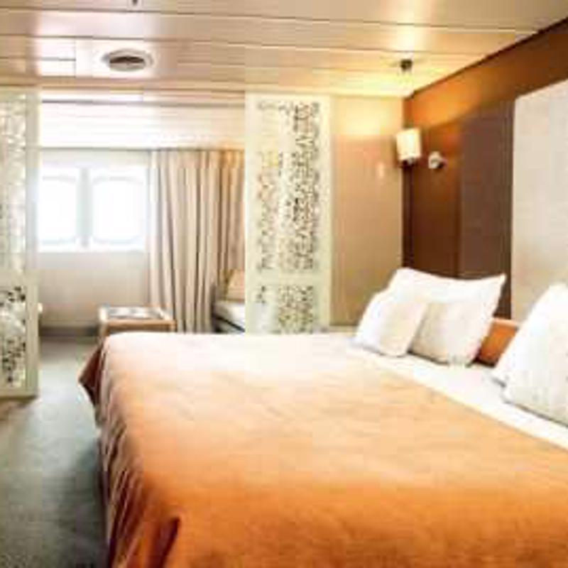 Suite cabin - Marella Spirit