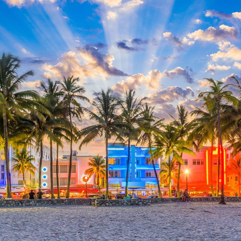Miami Beach Miami USA