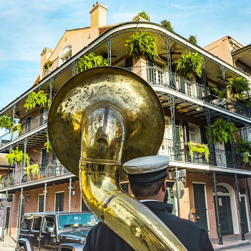 Bourbon Street New Orleans USA