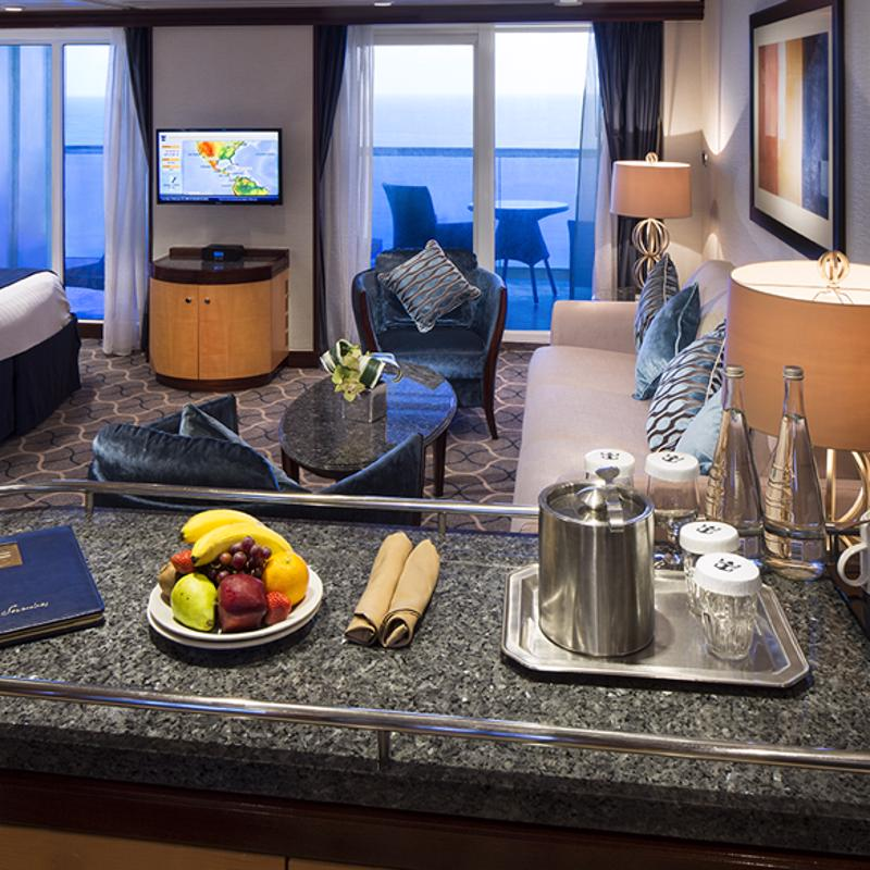 Grand Suite 1 Bedroom-Navigator of the Seas