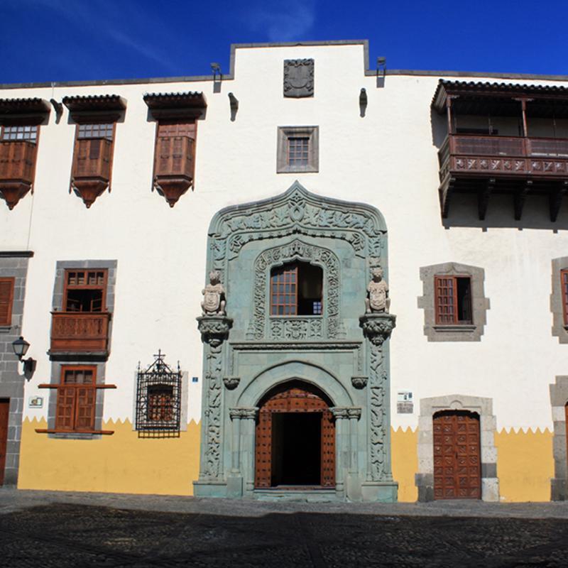 Casa de Colon Las Palmas Gran Canaria Spain