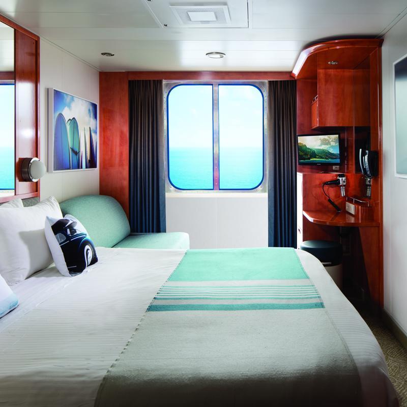 Oceanview Picture Window - Pride of America
