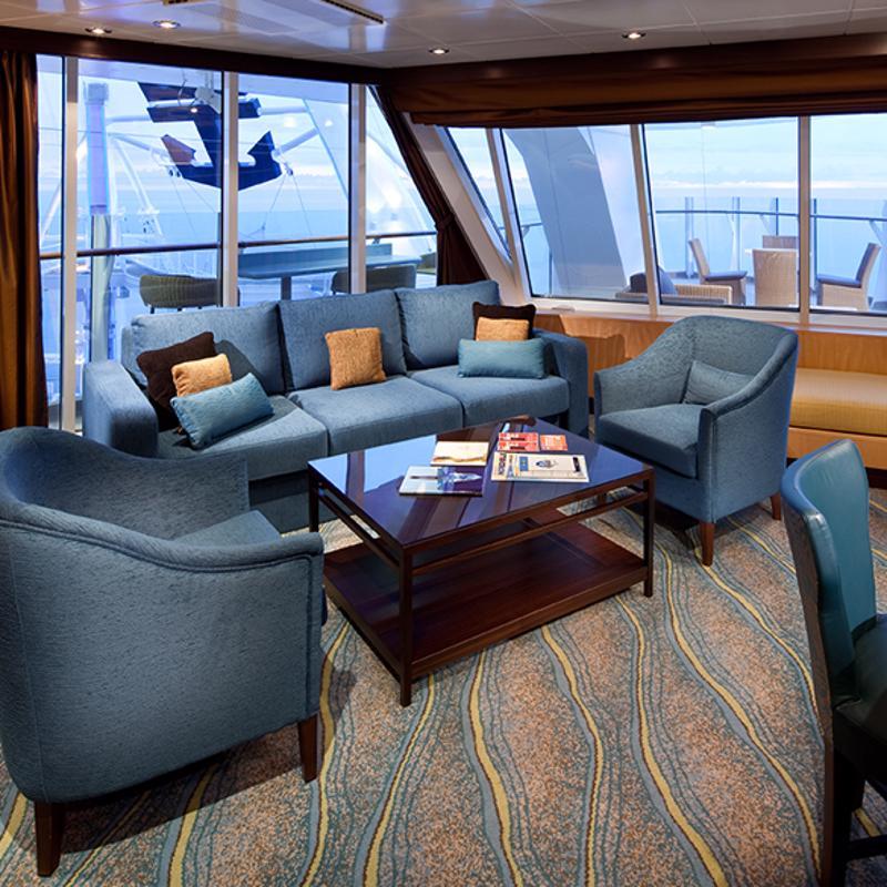 AquaTheater Suite - 1 Bedroom - Harmony of the Seas