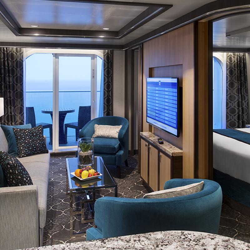 Grand Suite - 1 Bedroom - Allure of the Seas