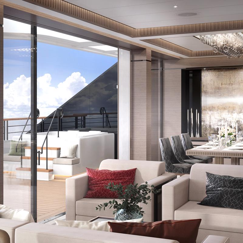 The Owners - Ritz-Carlton Yacht I