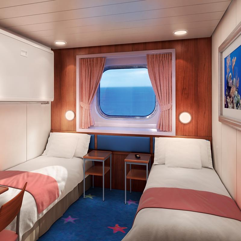 Oceanview Picture Window - Norwegian Star
