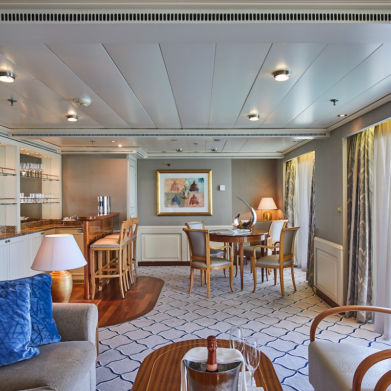 Owner's Suite-Silver Whisper