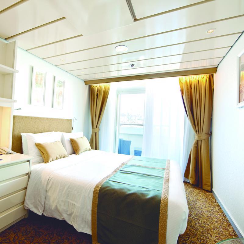 Junior Suite Balcony - Pullmantur Horizon