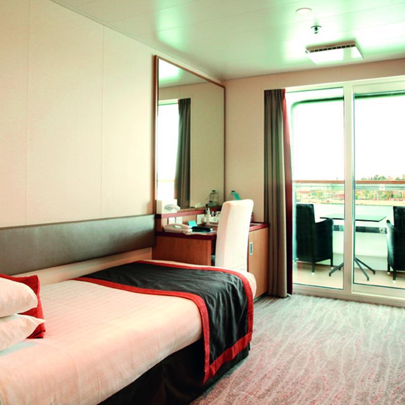 Single Balcony Cabin - Marella Dream