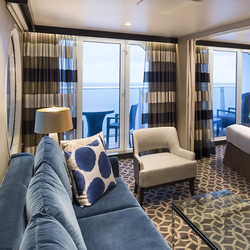 Grand Suite - 1 Bedroom - Anthem of the Seas