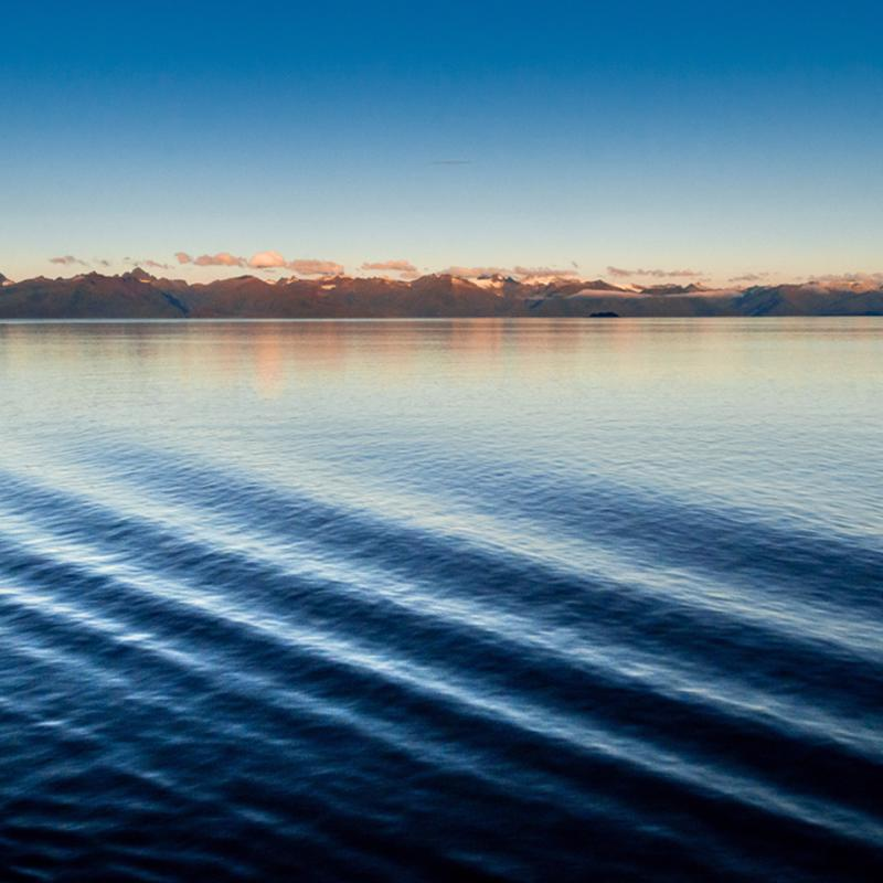 Stephens Passage Juneau Alaska