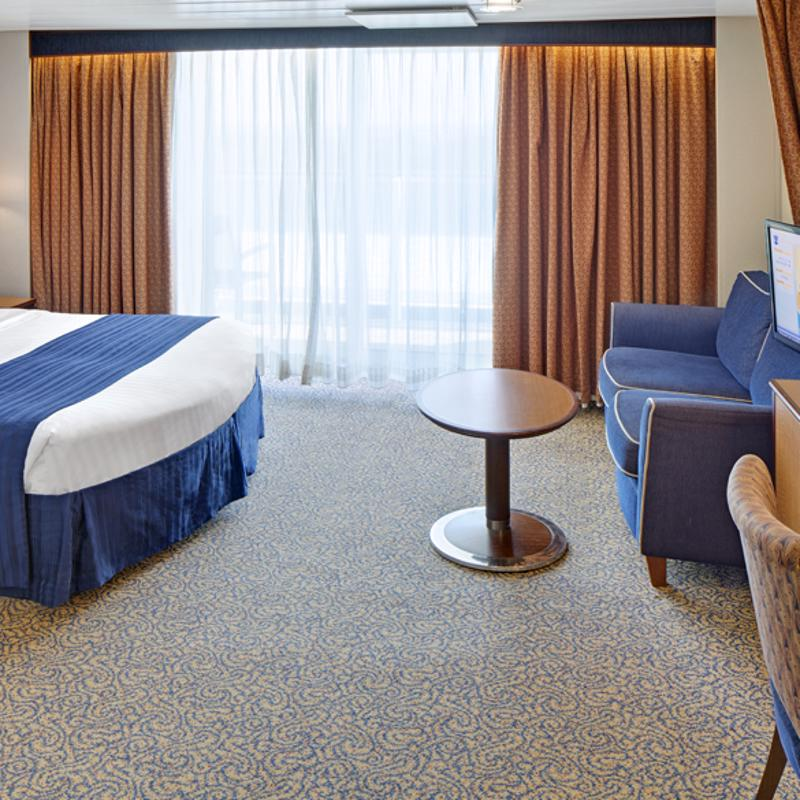 Ocean View Suite 2 Bedrooms-Serenade of the Seas