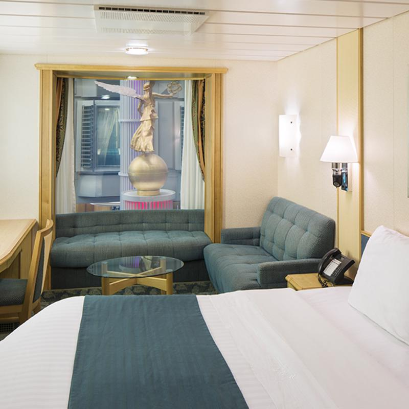 Promenade View Interior-Navigator of the Seas