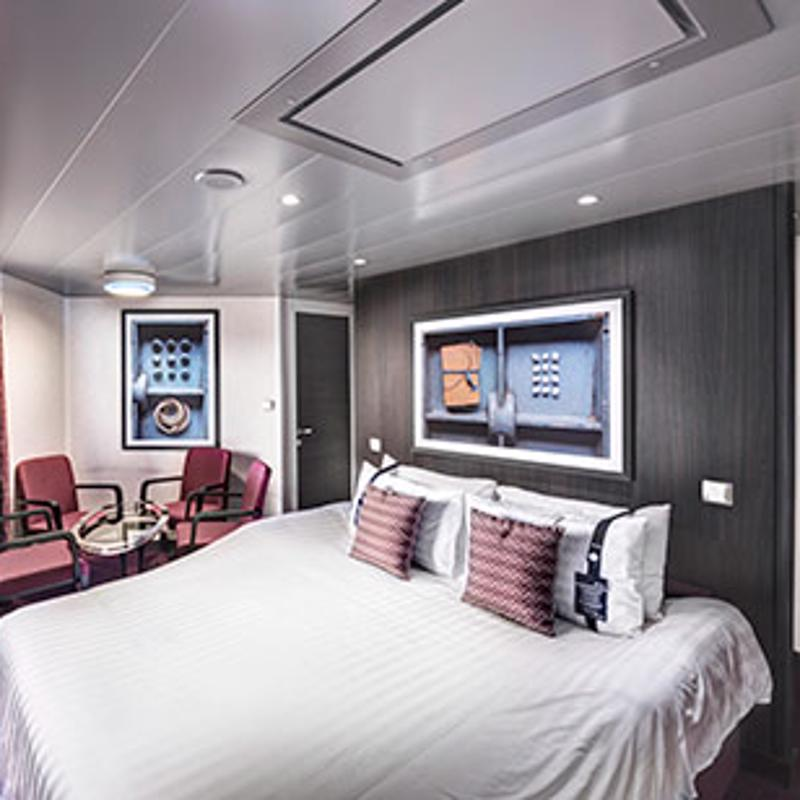 Cabins on MSC Grandiosa | Iglu Cruise
