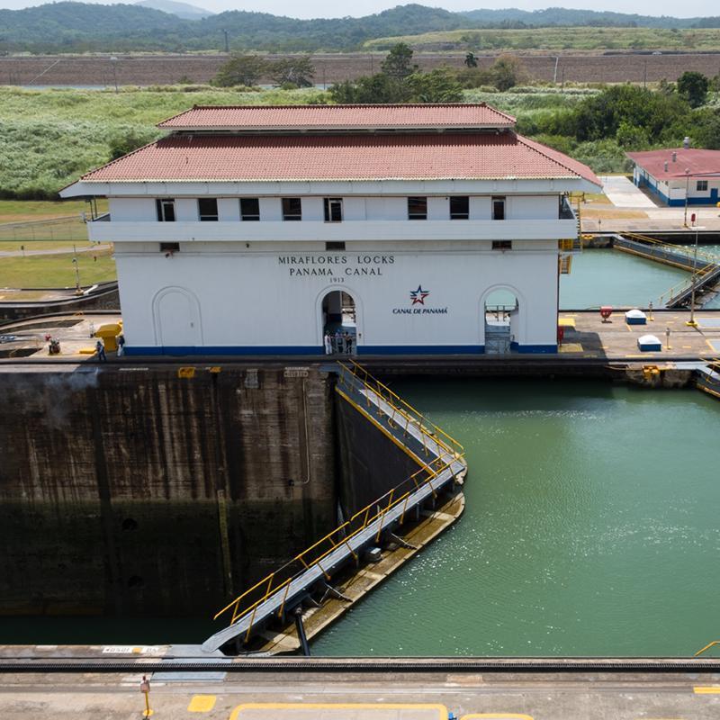Miraflores Visitors Center Panama Canal