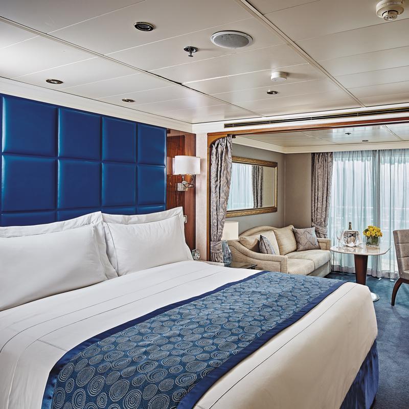 Deluxe Veranda Suite Regent Seven Seas Navigator