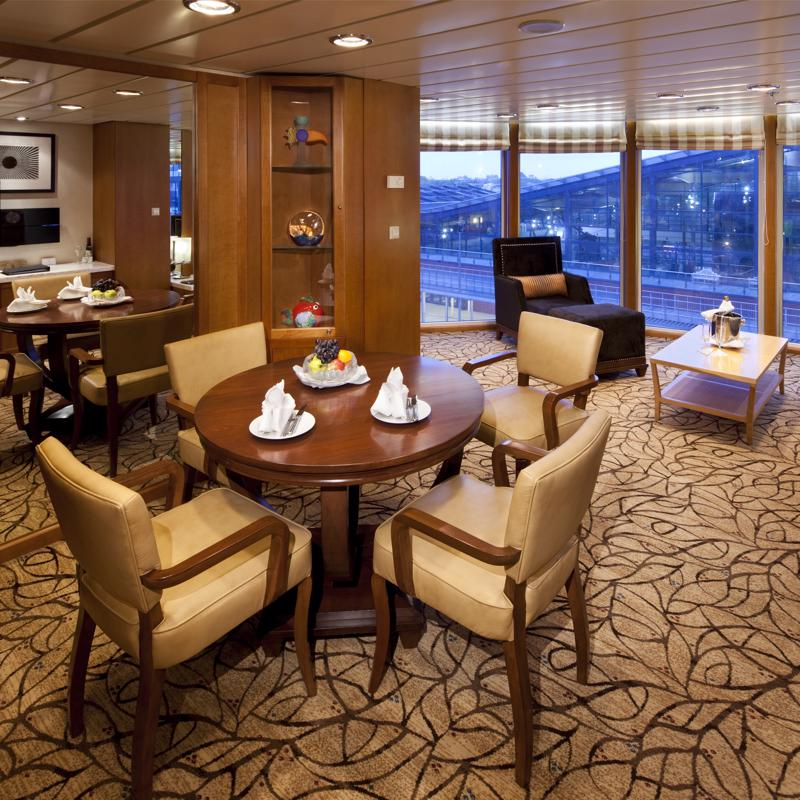 Celebrity Suite - Celebrity Constellation