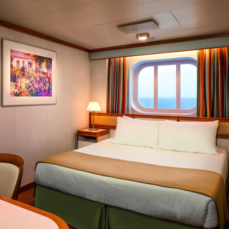 Cabins On Caribbean Princess Iglucruise
