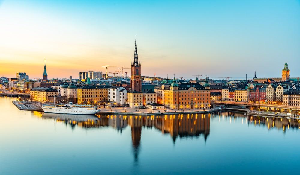 Stockholm - Overnight onboard