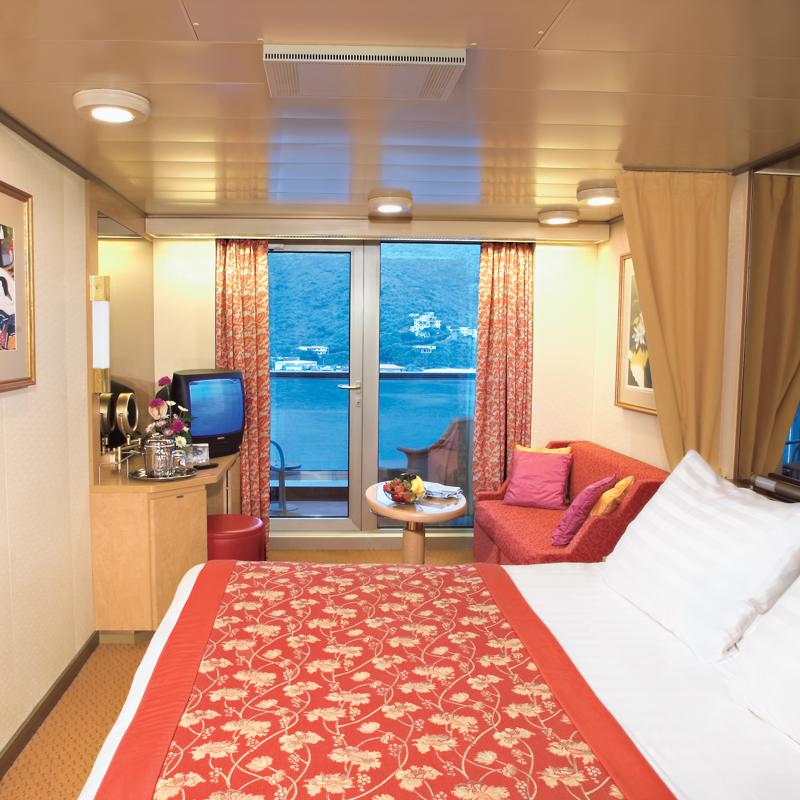 Cabins On Ms Westerdam Iglucruise