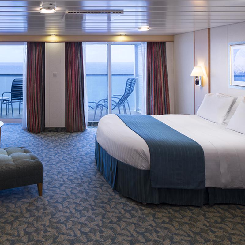 Junior Suite - Voyager of the Seas